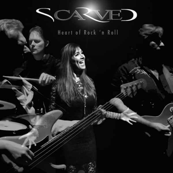 Nieuwe Single Scarved : Hearts of Rock & Roll !