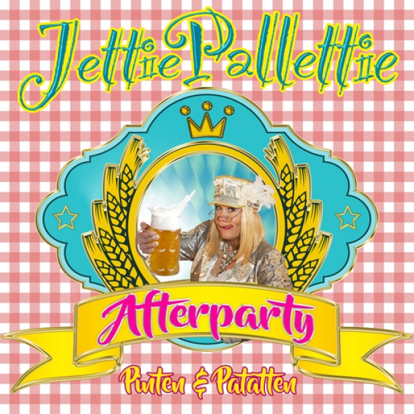 Nieuwe Single Jettie Pallettie : Afterparty !