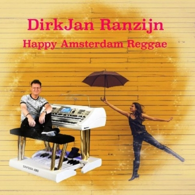 Nieuwe Single Dirkjan Ranzijn : Happy Amsterdam !